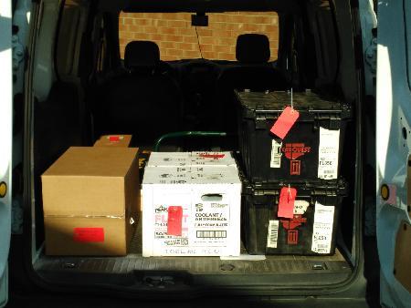 Stinson Courier Distribution & Logistics  Llc>