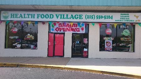 Health Food Village - Huntingdon Valley, PA 19006 - (215)550-5164 | ShowMeLocal.com
