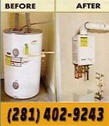 Water Heater Pasadena TX