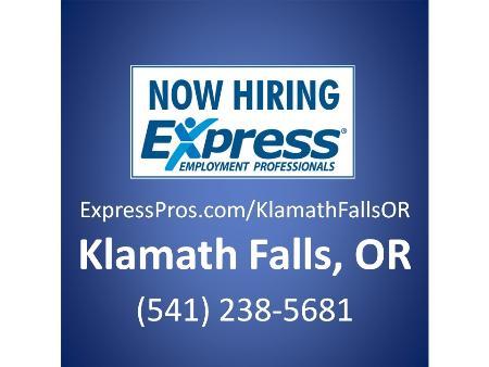 Express Employment Professionals of Klamath Falls, OR