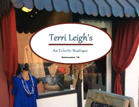 Terri Leigh's - An Eclectic Boutique       - Murfreesboro, TN 37130 - (615)804-0857   ShowMeLocal.com