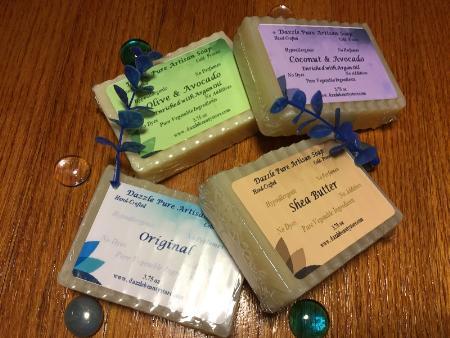 Pure Artisan Soap - St. Louis, MO 63116 - (470)223-2995   ShowMeLocal.com