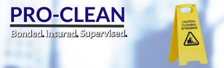 Pro-Clean Janitorial Services Mississauga