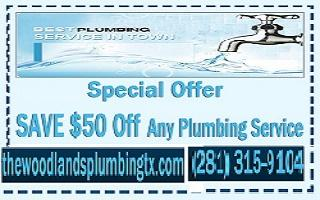 Alex Plumbing The Woodlands - Spring, TX 77380 - (281)315-9104 | ShowMeLocal.com