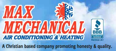 Max Mechanical Air Conditioning & Heating - Mansfield, TX 76063 - (682)808-4508 | ShowMeLocal.com