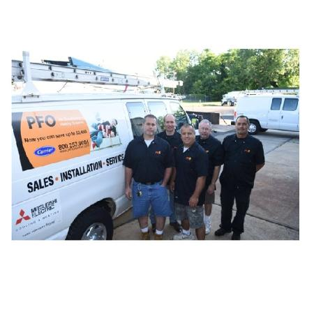 Pfo Heating And Air Conditioning