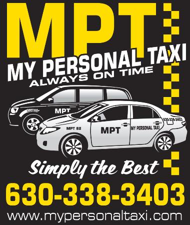 My Personal Taxi - Oakbrook Terrace, IL 60181 - (630)338-3403 | ShowMeLocal.com