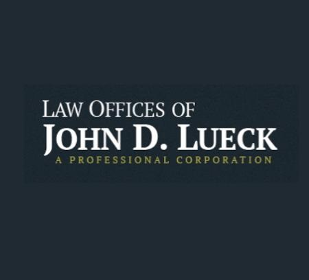 Law Offices Of John D. Lueck - Rancho Cucamonga, CA 91730 - (909)484-1963 | ShowMeLocal.com