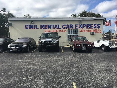 Emil Rental Car Express - Hallandale, FL 33009 - (954)364-7506 | ShowMeLocal.com