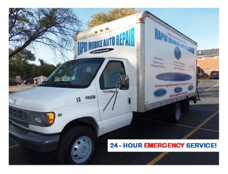 Rapid Mobile Auto Repair - Detroit, MI 48221 - (313)342-4200 | ShowMeLocal.com