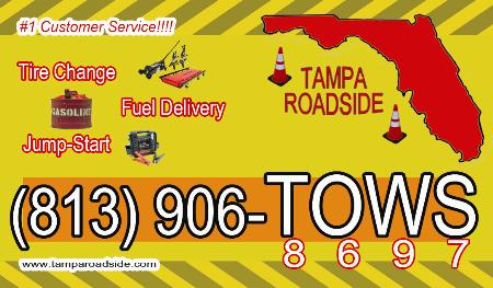Tampa Towing & Roadside - Tampa, FL 33619 - (813)906-8697 | ShowMeLocal.com