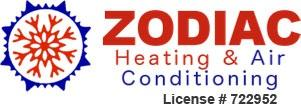 Zodiac Heating & Air Conditioning, Inc.