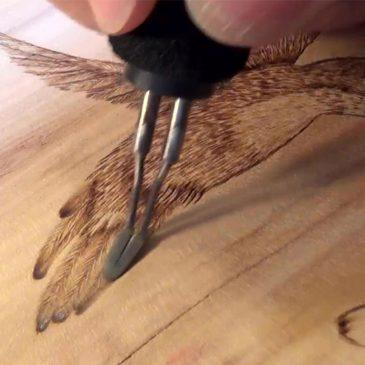 Pyrography Woodburning Tips & Tutorials