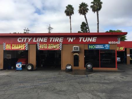City Line Tire n Tune