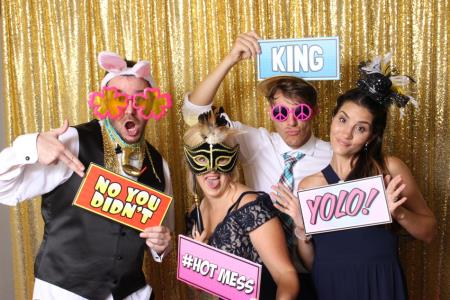 Uptown Selfies Photo Booth Rental Services