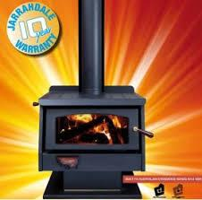 Jarrahdale Wood Heating