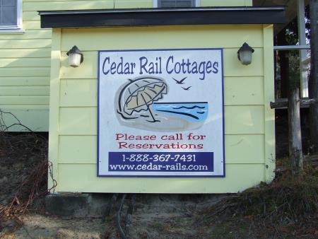 Cedar Rail Cottages
