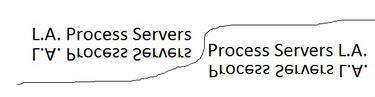 L.A. Process Servers Process Servers L.A.