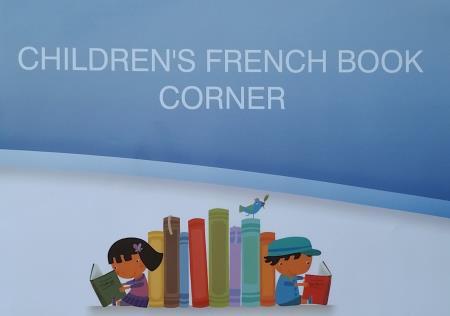 Children's French Book Corner