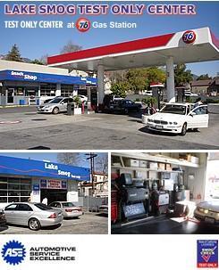 Lake Smog Test Only Pasadena Ca 91104 626 798 0049