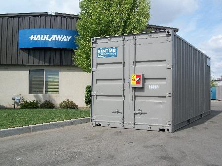 Haulaway Storage Containers Visalia CA 93291 559759 7527