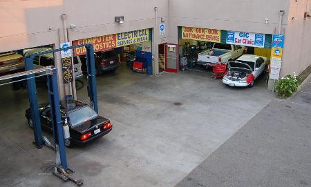 GIC Car Clinic - San Jose, CA 95126 - (408)279-5510 | ShowMeLocal.com