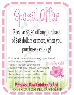 Receive $3.50 off of $18 dollar purchase!