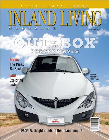 Inland Living Magazine - San Bernardino, CA 92407 - (909)841-8285 | ShowMeLocal.com