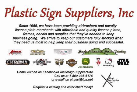 Plastic Sign Suppliers Inc El Dorado Ar 71730 870