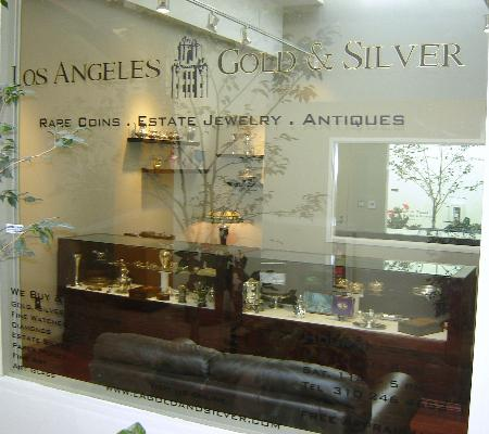 Los angeles gold silver beverly hills ca 90210 310 for Estate jewelry los angeles