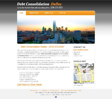 Debt Consolidation Dallas - Dallas, TX 75204 - (214)272-2557 | ShowMeLocal.com