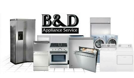 B&D Appliance Repair Service - Palmdale, CA 93551 - (661)947-3428 | ShowMeLocal.com