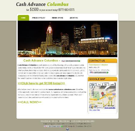 Advance cash service usa picture 4