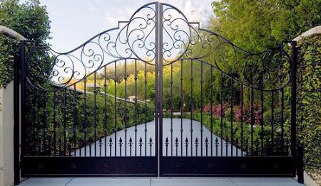 Uac Iron Gates Beverly Hills Beverly Hills Ca 90211
