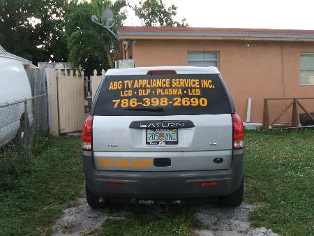 ABG TV appliance service Inc - Miami Gardens, FL 33055 - (786)398-2690 | ShowMeLocal.com