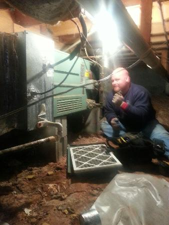 Aaac Service Heating And Air - Mcdonough, GA 30252 - (770)875-4113 | ShowMeLocal.com