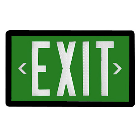 Self Luminous Exit Signs Co. - New York, NY 10004 - (800)379-1129 | ShowMeLocal.com
