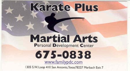 Karate Plus Martial Arts Personal Development Center - San Antonio, TX 78227 - (210)675-0838 | ShowMeLocal.com