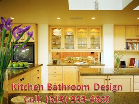 Kitchen Bathroom Design San Diego San Diego Ca 92104 619 933 4660