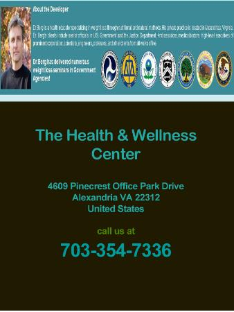 The Health & Wellness Center - Alexandria, VA 22312 - (703)256-6300 | ShowMeLocal.com