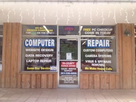 Tri County Technical Services Inc | Laptop & Desktop Repair - Boynton Beach, FL 33435 - (561)779-1097 | ShowMeLocal.com
