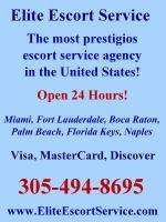 Elite Escort Service - Miami &amp; South Florida - Miami, FL 33131 - (305)494-8695 | ShowMeLocal.com