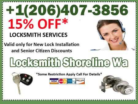 24 Hour Locksmiths: Install & Rekey Locks - Shoreline, WA 98133 - (206)407-3856 | ShowMeLocal.com