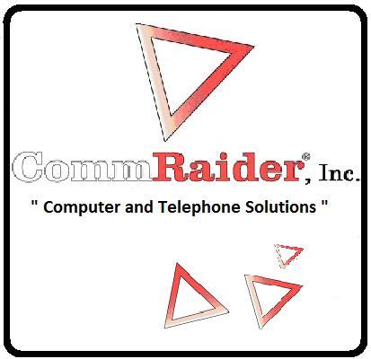 Commraider, Inc.