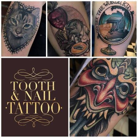 Tooth and Nail Tattoo LLC
