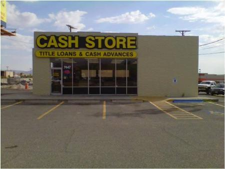 Cash Store - El Paso, TX 79912 - (915)584-1501 | ShowMeLocal.com