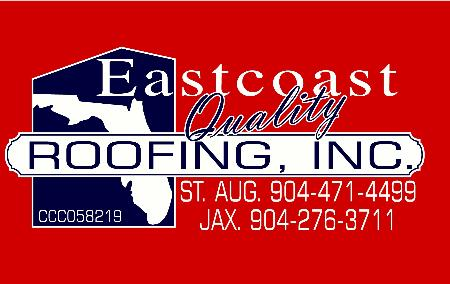 Eastcoast Quality Roofing - St Augustine, FL 32080 - (904)471-4499 | ShowMeLocal.com