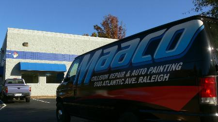 Auto Body Repair Raleigh on Maaco Auto Body And Paint   Raleigh  Nc 27616    919 872 6380