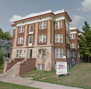 Dean apartments sioux city ia 51101 712 899 3666 for Iowa city one bedroom apartments