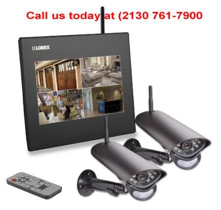 Security Camera Systems: Security Camera Systems Self Installation